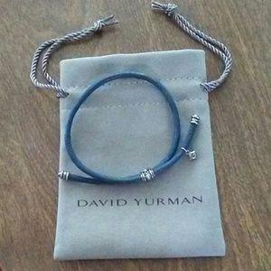 David Yurman Cord Bracelet